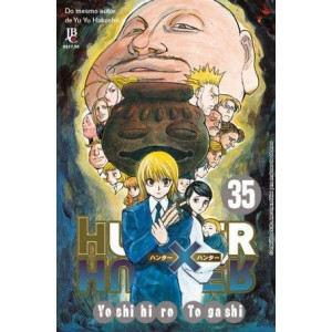 Hunter X Hunter nº 35