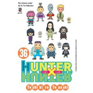 Hunter X Hunter nº 36