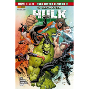 O incrivel Hulk - Volume 2