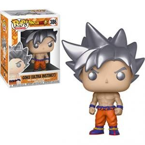 Funko - POP! Animation 386: GOKU (ULTRA INSTINCT)