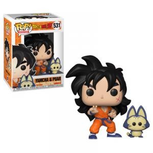 Funko - POP! Animation 531: YAMCHA & PUAR
