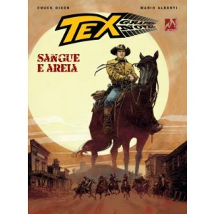 TEX GRAPHIC NOVEL Nº 07