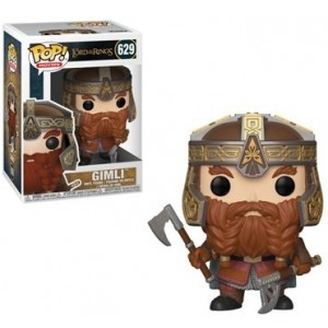 Funko POP! MOVIES 629: LORD OF THE RINGS - Gimli