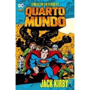 Lendas Do Universo Dc: Quarto Mundo - Vol. 2