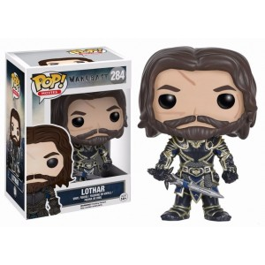 Funko Pop Movies 284 Warcraft Lothar