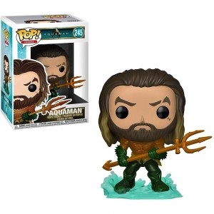 FUNKO - POP! HEROES 245: AQUAMAN