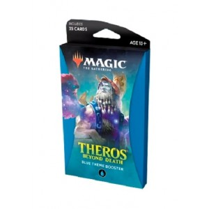Magic: the Gathering - THEROS ALÉM DA MORTE Theme Booster Azul