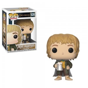 Funko POP! MOVIES 528: LORD OF THE RINGS - MERRY BRANDYBUCK