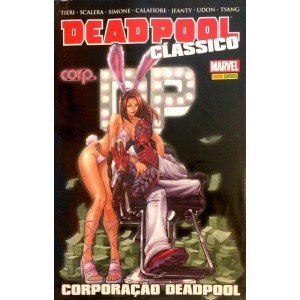 Deadpool Clássico Vol. 12