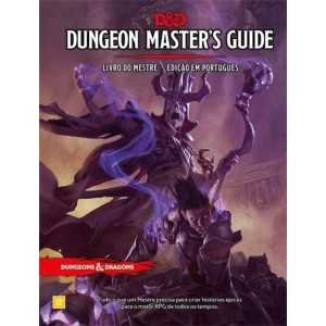 Dungeons & Dragons: Dungeon Master's Guide - Livro Do Mestre (PT)