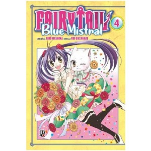 Fairy Tail Blue Mistral #04