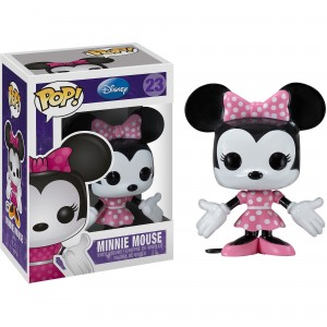 Funko - Pop! Disney 23: Minnie Mouse