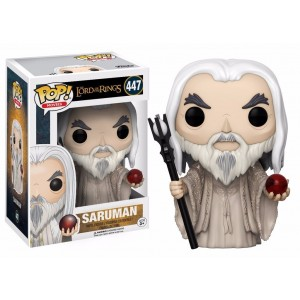 Funko POP! MOVIES 447: LORD OF THE RINGS - SARUMAN