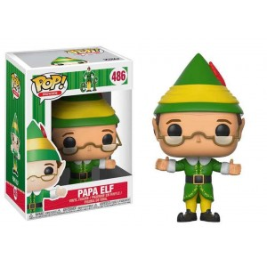 FUNKO - POP! MOVIES 486: ELF - PAPA ELF
