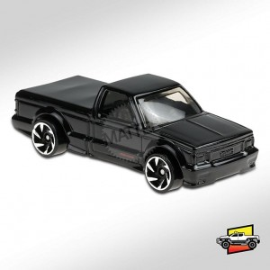 Hot Wheels - '91 GMC SYCLONE - GHB35