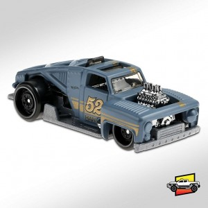 Hot Wheels - ERIKENSTEIN ROD - GHB73