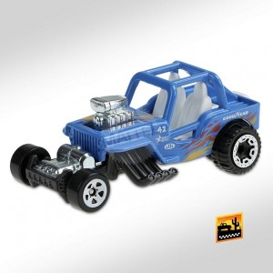 Hot Wheels - Custom '42 Jeep® CJ-2A - GHB87