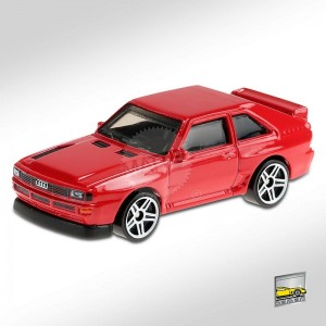 Hot Wheels - '84 Audi Sport quattro - GHC03