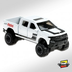 Hot Wheels - '19 CHEVY SILVERADO TRAIL BOSS LT - GHC37