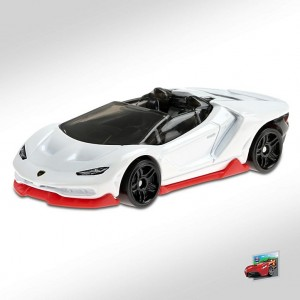 Hot Wheels - '16 Lamborghini Centenario Roadster - GHC73