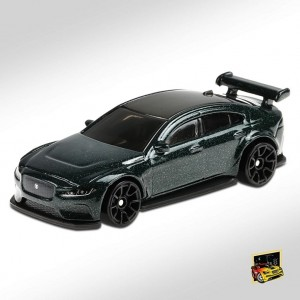 Hot Wheels - JAGUAR XE SV PROJECT 8 - GHD14