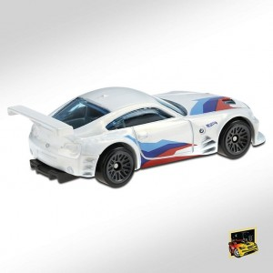Hot Wheels - BMW Z4 M MOTORSPORT - GHD16