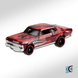 Hot Wheels - '68 Chevy®Nova™ - GHF41