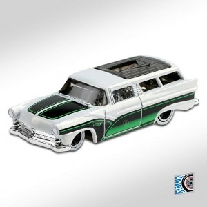 Hot Wheels - 8 CRATE® - GHF74