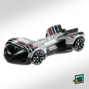 Hot Wheels - Roborace Robocar - GHF78