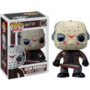 Funko Pop 01 FRIDAY THE 13TH - JASON VOORHEES