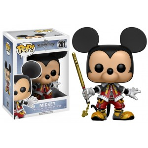 Funko - POP! Games 261: Mickey Mouse