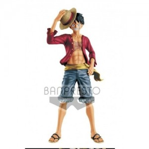 ACTION FIGURE - ONE PIECE - MONKEY D LUFFY - MEMORY FIGURE