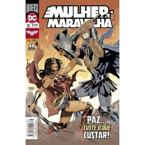 Mulher-Maravilha: Universo DC - 31