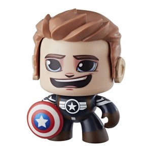 Hasbro Marvel Mighty Muggs Captain America #10