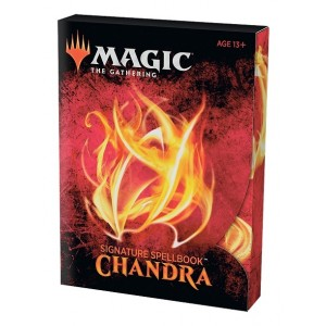 Magic - Signature Spellbook Chandra
