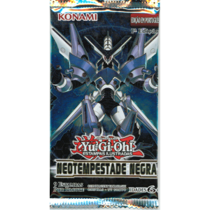 Yu-gi-oh! Neotempestade Negra Booster