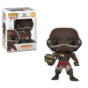 Funko - POP! Games 351: Doomfist