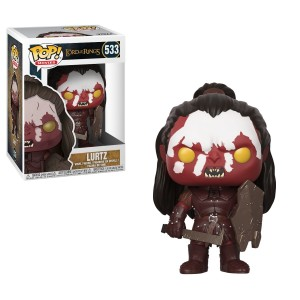 Funko POP! MOVIES 533: LORD OF THE RINGS - LURTZ