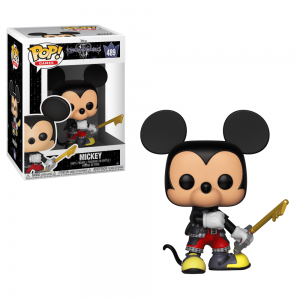 Funko - POP! Games 489: Mickey Mouse