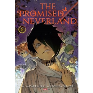 THE PROMISED NEVERLAND VOL. 6