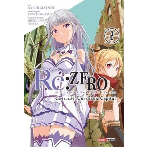 Re:Zero - Capítulo 1: Um dia na Capital Vol. 2