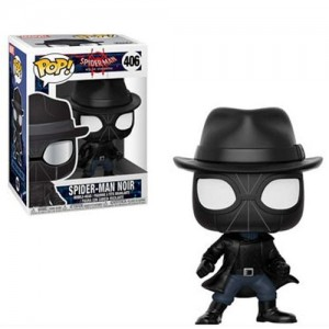 FUNKO - POP! MARVEL 406: INTO THE SPIDER-VERSE - SPIDER-MAN NOIR