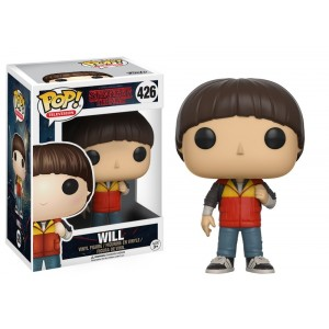 Funko - POP! TV 426: Stranger Things - Will Byers