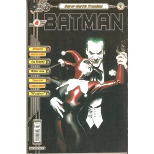 Batman Super-Heróis Premium 4