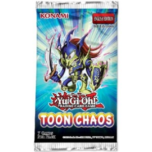 Yu-Gi-Oh! - Booster Caos Toon