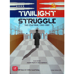 Twilight Struggle - The Cold War, 1945-1989