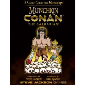 Munchkin - Conan: The Barbarian Booster Pack