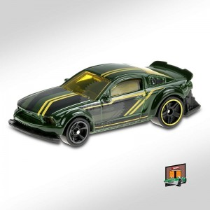 Hot Wheels - 2005 Ford Mustang - GHF29