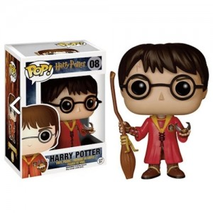 FUNKO - POP! MOVIES 08: HARRY POTTER