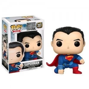 FUNKO - POP! HEROES 207: JUSTICE LEAGUE - SUPERMAN